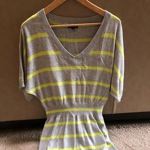 NWOT Express dolman mini dress